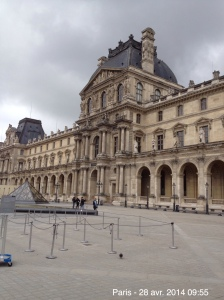 2014 - Musée du Louvres